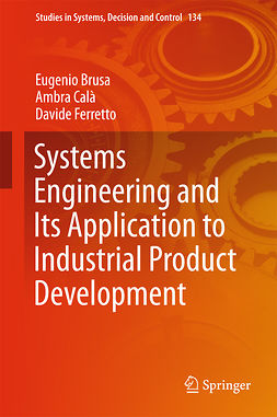 Brusa, Eugenio - Systems Engineering and Its Application to Industrial Product Development, e-kirja
