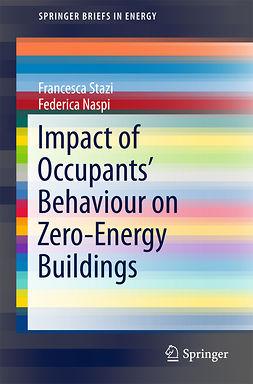 Naspi, Federica - Impact of Occupants' Behaviour on Zero-Energy Buildings, ebook