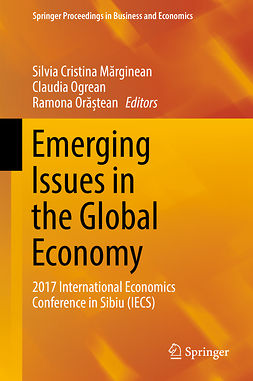 Mărginean, Silvia Cristina - Emerging Issues in the Global Economy, e-kirja
