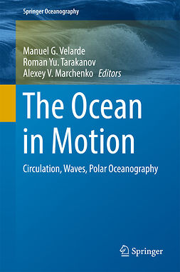 Marchenko, Alexey V. - The Ocean in Motion, e-kirja