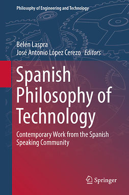 Cerezo, José Antonio López - Spanish Philosophy of Technology, e-bok
