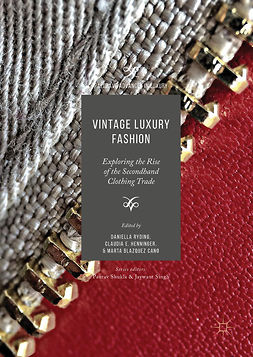 Cano, Marta Blazquez - Vintage Luxury Fashion, ebook