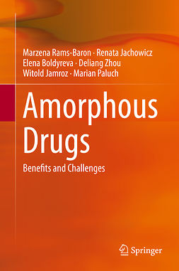 Boldyreva, Elena - Amorphous Drugs, ebook