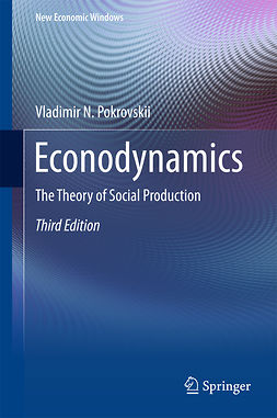 Pokrovskii, Vladimir N. - Econodynamics, e-bok