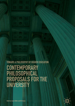 Kramer, Eli - Contemporary Philosophical Proposals for the University, ebook