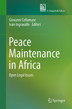 Cellamare, Giovanni - Peace Maintenance in Africa, ebook