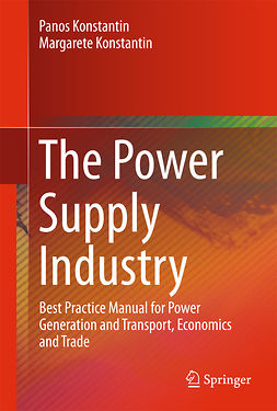 Konstantin, Margarete - The Power Supply Industry, ebook
