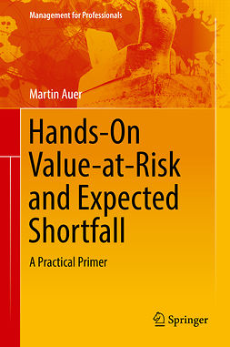 Auer, Martin - Hands-On Value-at-Risk and Expected Shortfall, ebook
