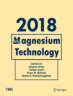 Joshi, Vineet - Magnesium Technology 2018, e-bok