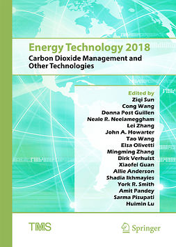 Anderson, Allie - Energy Technology 2018, e-kirja