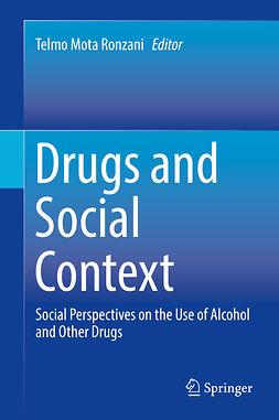 Ronzani, Telmo Mota - Drugs and Social Context, ebook