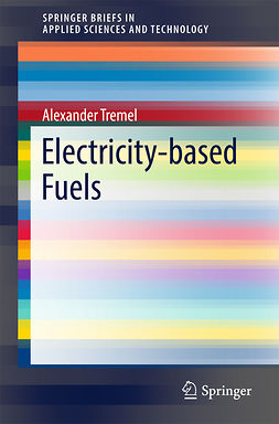 Tremel, Alexander - Electricity-based Fuels, ebook