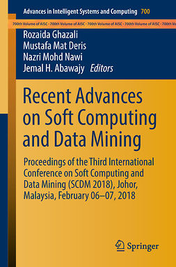 Abawajy, Jemal H. - Recent Advances on Soft Computing and Data Mining, ebook