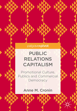 Cronin, Anne M. - Public Relations Capitalism, ebook