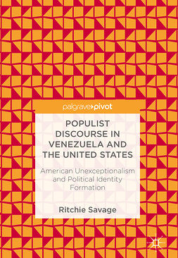 Savage, Ritchie - Populist Discourse in Venezuela and the United States, ebook