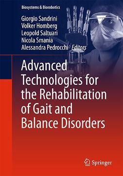 Homberg, Volker - Advanced Technologies for the Rehabilitation of Gait and Balance Disorders, e-bok