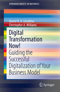 Schallmo, Daniel R. A. - Digital Transformation Now!, ebook