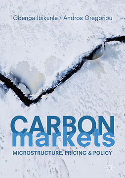Gregoriou, Andros - Carbon Markets, ebook