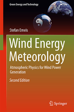 Emeis, Stefan - Wind Energy Meteorology, ebook
