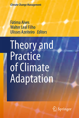 Alves, Fátima - Theory and Practice of Climate Adaptation, e-bok