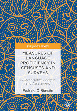 Riagáin, Pádraig Ó - Measures of Language Proficiency in Censuses and Surveys, e-kirja