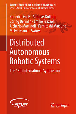Berman, Spring - Distributed Autonomous Robotic Systems, ebook