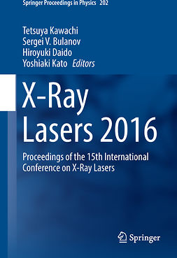 Bulanov, Sergei V. - X-Ray Lasers 2016, e-bok