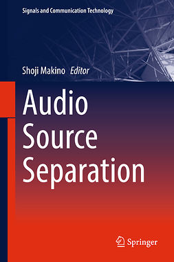 Makino, Shoji - Audio Source Separation, ebook