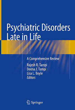 Boyle, Lisa L. - Psychiatric Disorders Late in Life, e-bok