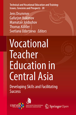 Drummer, Jens - Vocational Teacher Education in Central Asia, ebook