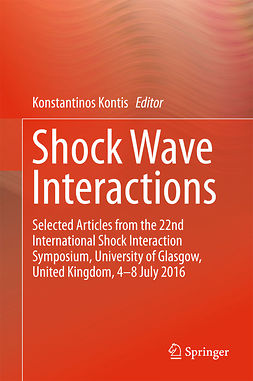 Kontis, Konstantinos - Shock Wave Interactions, e-kirja