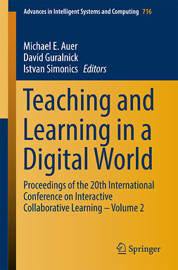 Auer, Michael E. - Teaching and Learning in a Digital World, e-bok