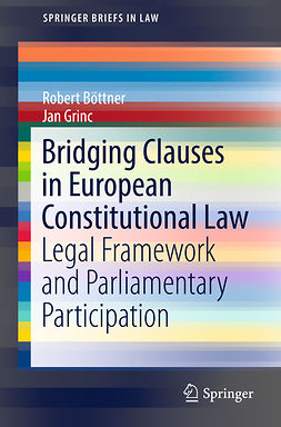 Böttner, Robert - Bridging Clauses in European Constitutional Law, ebook