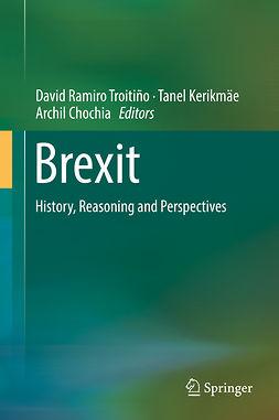 Chochia, Archil - Brexit, ebook