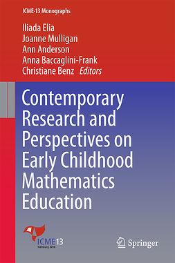 Anderson, Ann - Contemporary Research and Perspectives on Early Childhood Mathematics Education, e-bok