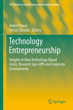 Presse, André - Technology Entrepreneurship, ebook
