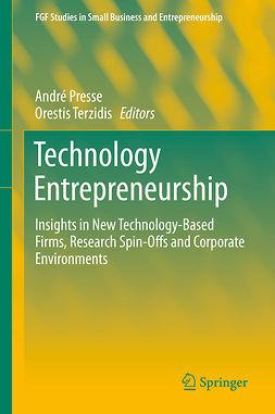 Presse, André - Technology Entrepreneurship, e-kirja