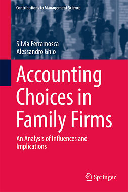 Ferramosca, Silvia - Accounting Choices in Family Firms, e-kirja