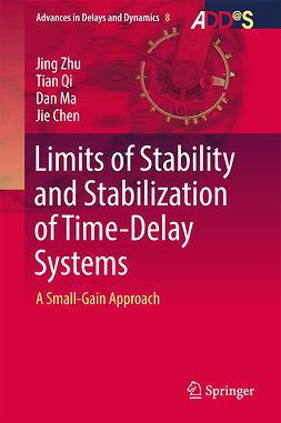 Chen, Jie - Limits of Stability and Stabilization of Time-Delay Systems, ebook