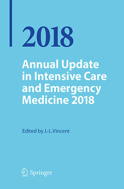 Vincent, Jean-Louis - Annual Update in Intensive Care and Emergency Medicine 2018, e-kirja