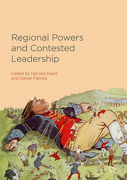 Ebert, Hannes - Regional Powers and Contested Leadership, e-kirja