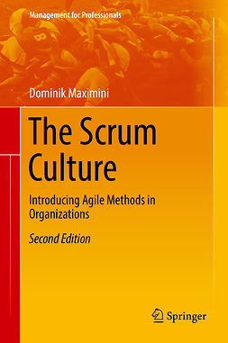 Maximini, Dominik - The Scrum Culture, ebook