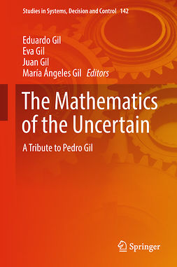 Gil, Eduardo - The Mathematics of the Uncertain, e-bok