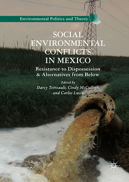 Lucio, Carlos - Social Environmental Conflicts in Mexico, ebook