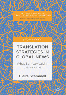 Scammell, Claire - Translation Strategies in Global News, ebook