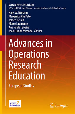 Beliën, Jeroen - Advances in Operations Research Education, ebook