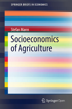 Mann, Stefan - Socioeconomics of Agriculture, ebook