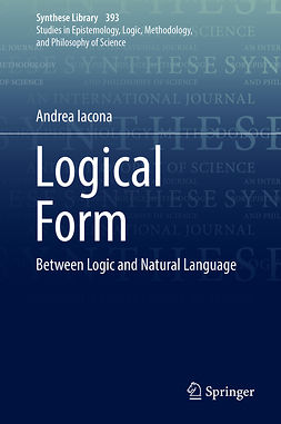 Iacona, Andrea - Logical Form, ebook