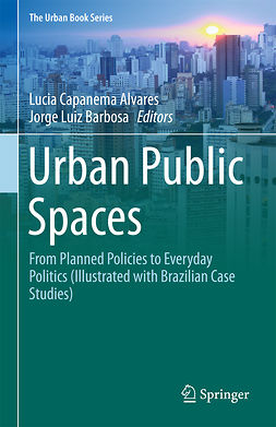 Alvares, Lucia  Capanema - Urban Public Spaces, e-kirja