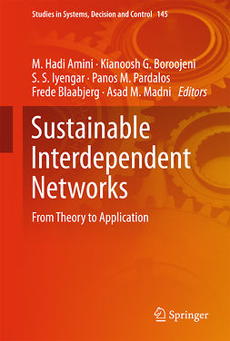 Amini, M. Hadi - Sustainable Interdependent Networks, ebook